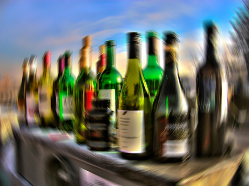 Причины и стадии развития алкоголизма